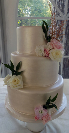 Fondant Wedding Cakes York PA Exquisite Wedding Cakes Delivers - Wedding Cakes In Wakefield